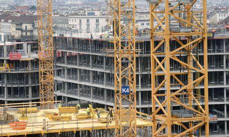 Altbwährte Geldanlage sind Immobilien.  / Bild: (c) Die Presse (Clemens Fabry)