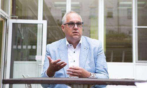 """Rot-Kreuz-Manager Foitik: """"Ein scharfer, kurzer Lockdown ist besser"""" [premium]"""