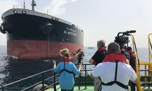 Pompeo vermutet Iran hinter Sabotageakten auf Öltanker und Pipeline