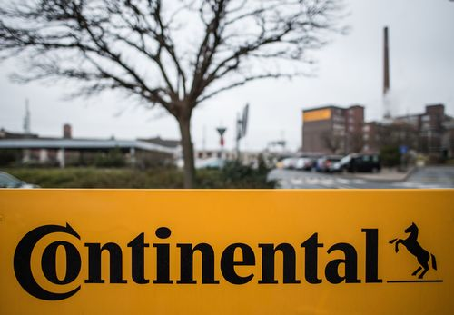 Continental legt Geschäftszahlen für das erste Quartal vor