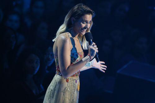 MTV-Awards: Vor allem eine Show politischer Bekenntnisse