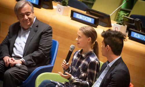 UN-Jugendklimagipfel: