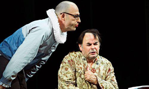 Akademietheater: Der Sturm