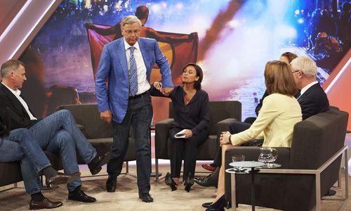 CDU-Politiker verlässt nach Streit über G20-Proteste ARD-Talkshow