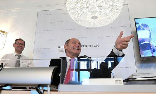 Kogler empfiehlt Sobotka Verzicht auf Vorsitz im U-Ausschuss