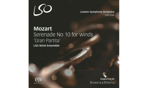 London Symphony Orchestra: Gran Partita