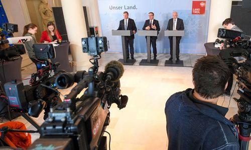 ZDF kritisiert Pressearbeit der Tiroler Krisenmanager