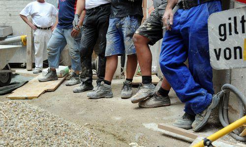 Schwarzarbeit: Experte rechnet mit Plus von mehr als 12 Prozent