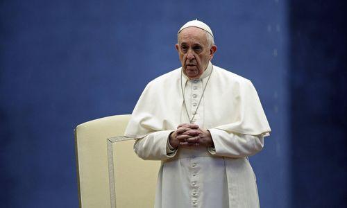 Coronavirus: Papst fordert weltweite Waffenruhe