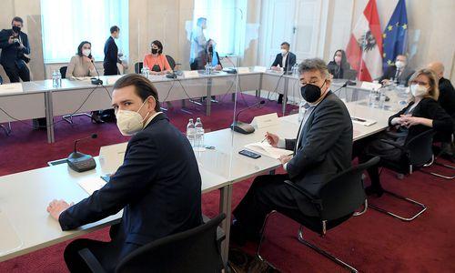 Terror, Razzia, Transparenz, Provision: Woran die Koalition feilt [premium]