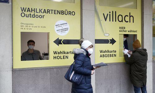 Überraschend hohe Wahlbeteiligung in Kärnten