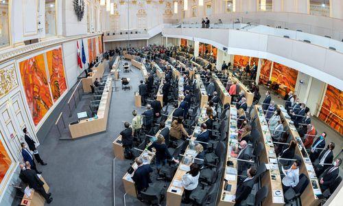 SPÖ will Maskengebot im Parlament in der Verfassung