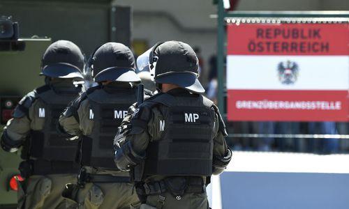Verstärkte Grenzüberwachung im Burgenland angelaufen