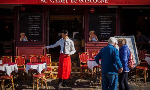 Stadtbourgeoisie wählte naserümpfend Macron