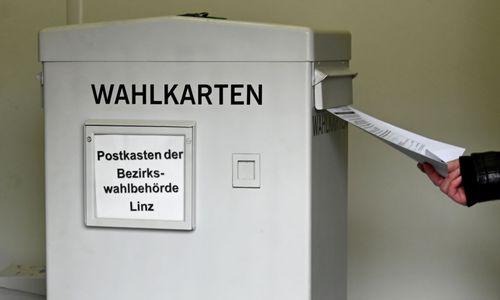 Oberösterreich: 241.033 Wahlkarten ausgegeben
