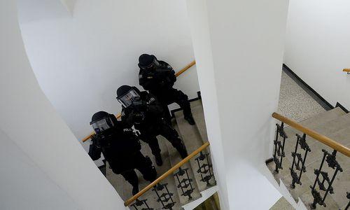 Zwei Personen wegen Terrorverdachts in Wien festgenommen