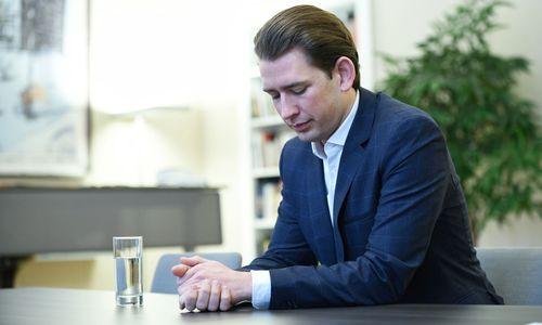 Außenminister Sebastian Kurz übernimmt ÖVP nur mit Neuwahlen