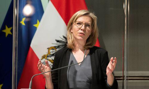 Neue Mandatarin für SPÖ, zwei Krisen als Ansporn für Gewessler