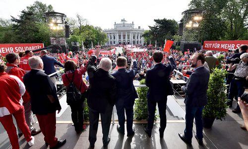 Maiaufmarsch der Wiener SPÖ entfällt auch heuer
