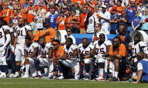 Trump attackiert NFL im Streit um Hymnenprotest