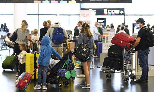 Verpflichtende PCR-Tests an Flughäfen ab 3. August