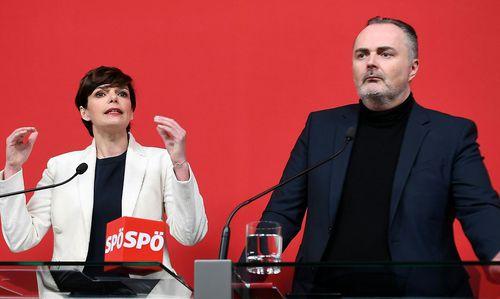 """Salzburger SPÖ-Chef: """"Entschuldige mich für das Bild, das wir abgeben"""""""