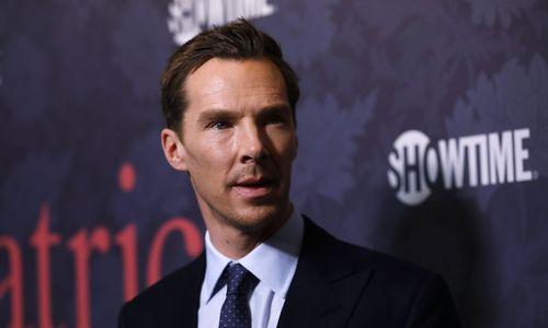 Benedict Cumberbatch und der Unfall im grünen Lamborghini