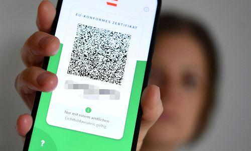 Grüner Pass kostet knapp zwei Millionen Euro