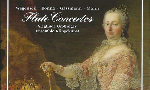 Sieglinde Größinger: Flötenkonzerte