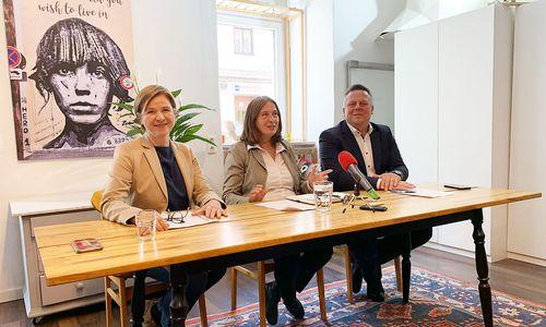 Graz: Koalitionsverhandlungen zwischen KPÖ, Grünen und SPÖ