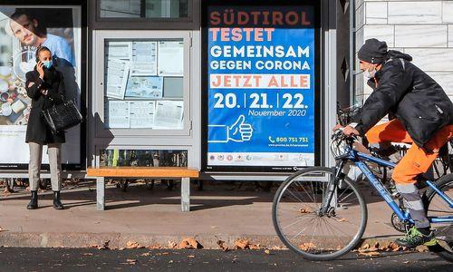 Hohe Zahlen, aber kein Lockdown: Als Kurz Südtirol als Abschreckung nannte [premium]