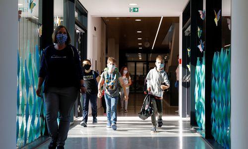 Auch kleine Klassen dürfen ab Montag zurück in den Vollbetrieb