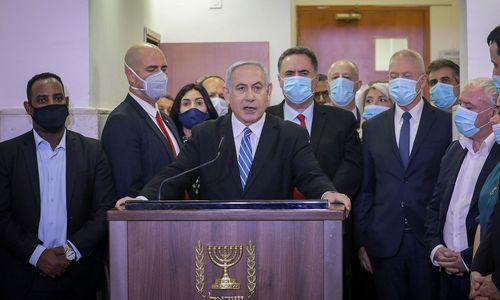 Doppelte Premiere für Netanjahu