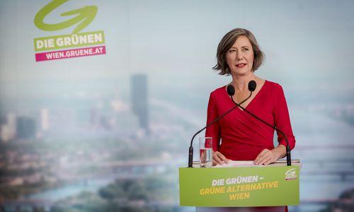 Erster Schritt zur neuen Grünen-Führung: Hebein legt Vorsitz zurück