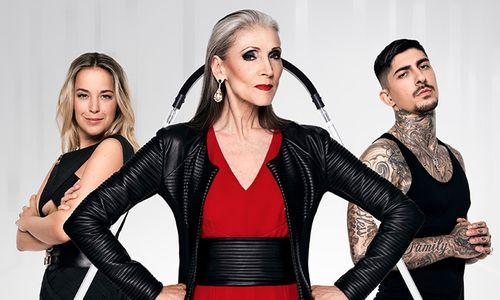"""Eveline Hall moderiert mit 71 Jahren """"Austria's Next Topmodel"""""""