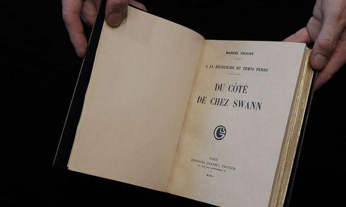Marcel Proust zahlte Zeitungen für gute Kritiken
