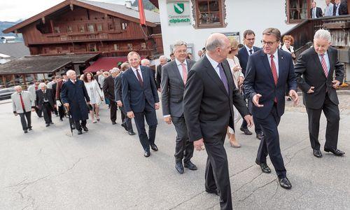Österreich: Kurz stellt sieben Bedingungen