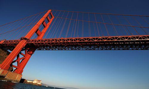 Über diese Brücke fahren 40 Millionen Autos pro Jahr