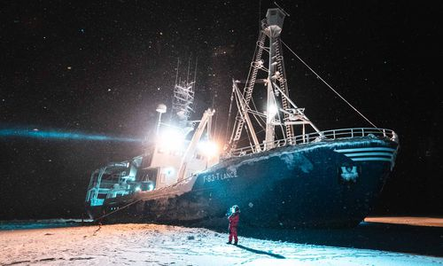 TOPSHOT-NORWAY-ARCTIC-SAFRICA-EXPEDITION-CLIMATE