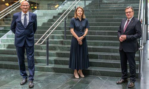 Neue Tiroler ÖVP-Landesräte gewählt