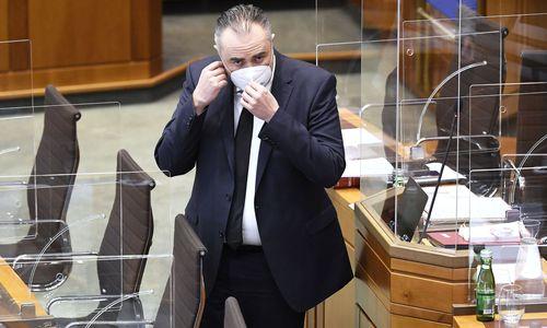 """""""Gewagter Schritt"""": Lockdown-Ende im Burgenland als Thema im Landtag"""