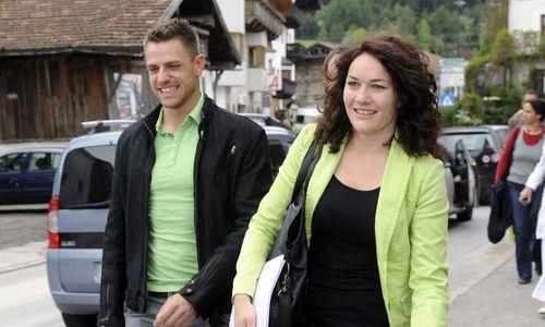 Freude in Tirol über Impfungen im Bezirk Schwaz