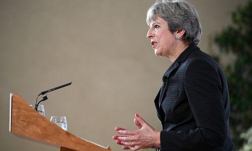 Brexit: May signalisiert zaghaftes Einlenken