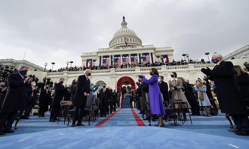 Joe Biden ist neuer US-Präsident