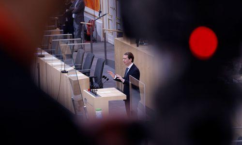 Ermittlungen gegen Kurz lassen ÖVP in Umfragen abstürzen