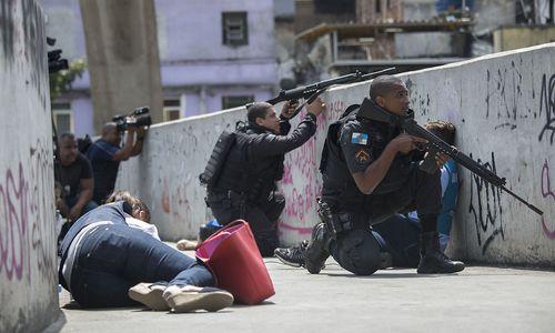 Behörden schicken 950 Soldaten in Rios größte Favela