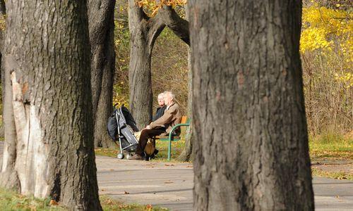 Pensionsausgaben steigen bis 2035 stark an