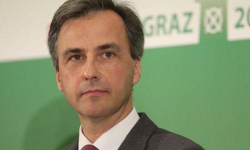 Grazer Bürgermeister Nagl positiv auf Coronavirus getestet