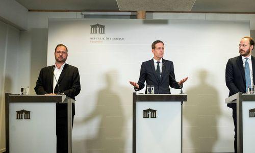 Neuer U-Ausschuss: Hafenecker rechnet mit ÖVP-Einsprüchen