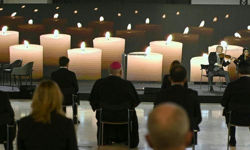 Gedenken an Covid-Tote: Kurz ruft zu Versöhnung auf